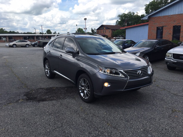 2013 Lexus RX 350 Premium Plus W/Back Up Camera,Heated And Cool Seats,Park Sensors - Spartanburg SC