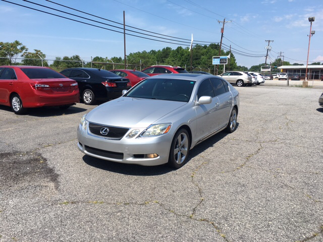 2007 Lexus GS 350 Premium Plus W/Nav. Back-Up Camera,Heated And Cool Seats,Blue Tooth - Spartanburg SC
