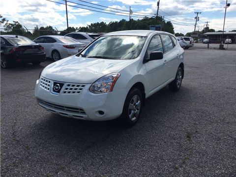 2009 Nissan Rogue for sale in Spartanburg, SC