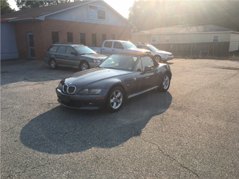 2000 BMW Z3 for sale in Spartanburg, SC