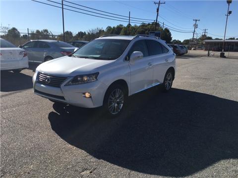 2014 Lexus RX 350 for sale in Spartanburg, SC