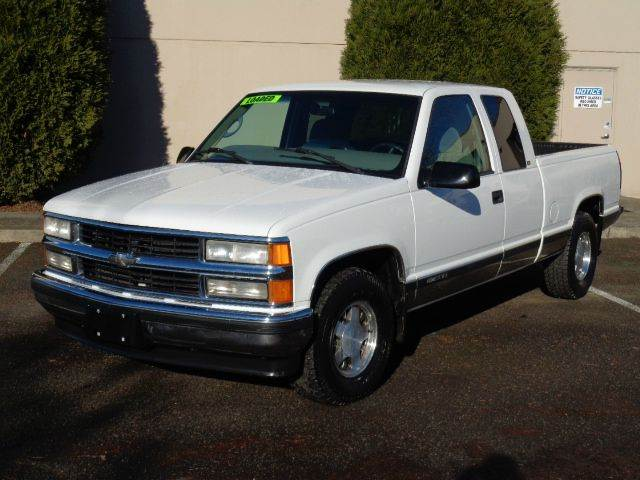 1997 chevrolet c k 1500 series c1500 silverado 2dr extended cab sb in hubbard or select cars. Black Bedroom Furniture Sets. Home Design Ideas