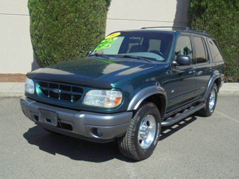 2001 Ford Explorer for sale in Hubbard, OR