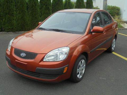 2009 Kia Rio for sale in Hubbard, OR