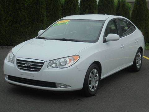 2009 Hyundai Elantra for sale in Hubbard, OR