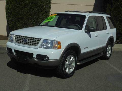 2004 Ford Explorer for sale in Hubbard, OR