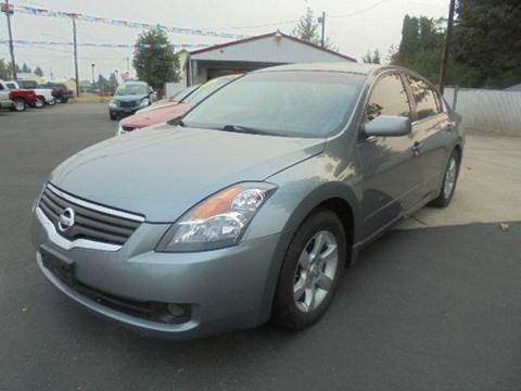 2008 Nissan Altima for sale in Hubbard, OR