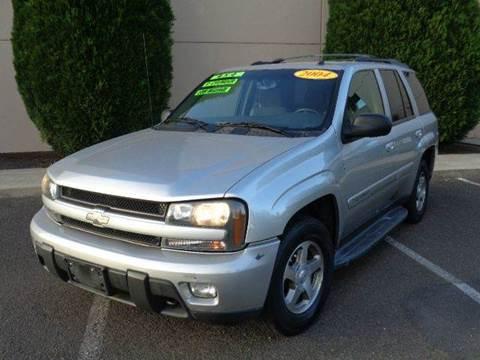 2004 Chevrolet TrailBlazer for sale in Hubbard, OR