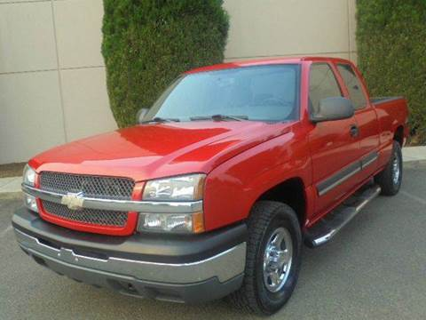 2004 Chevrolet Silverado 1500 for sale in Hubbard, OR