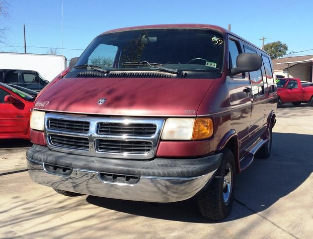 1998 Dodge Ram Van