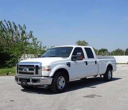 2008 Ford F-250 Super Duty for sale in Pasadena, TX
