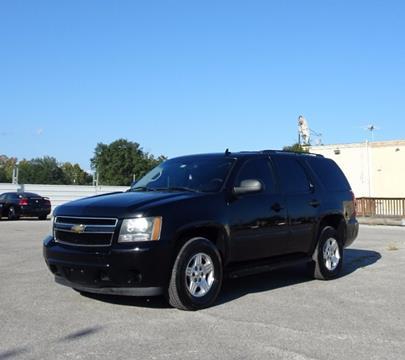 2007 Chevrolet Tahoe for sale in Pasadena, TX