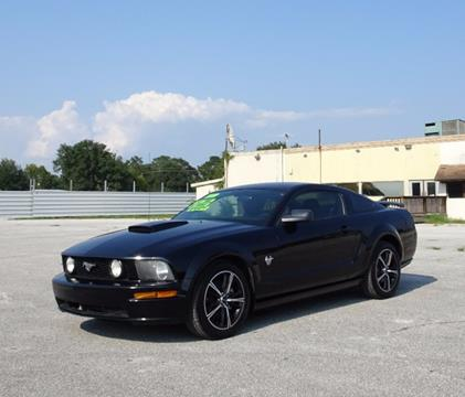 2009 Ford Mustang for sale in Pasadena, TX
