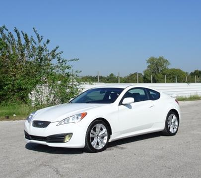 2011 Hyundai Genesis Coupe for sale in Pasadena, TX