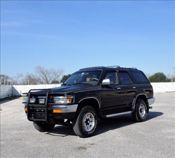 1995 Toyota 4Runner for sale in Pasadena, TX