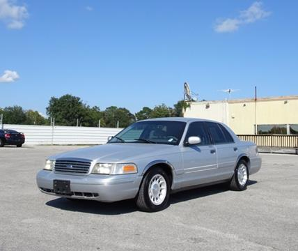1999 Ford Crown Victoria for sale in Pasadena, TX