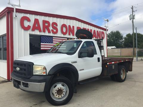 2006 Ford F-450 Super Duty for sale in Pasadena, TX