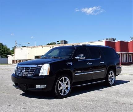 2008 Cadillac Escalade ESV for sale in Pasadena, TX