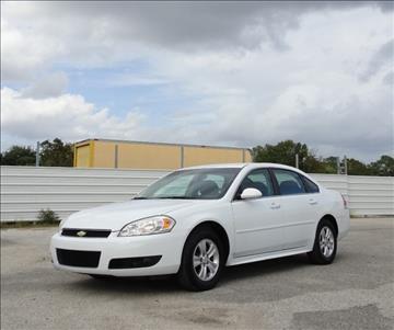 2012 Chevrolet Impala for sale in Pasadena, TX