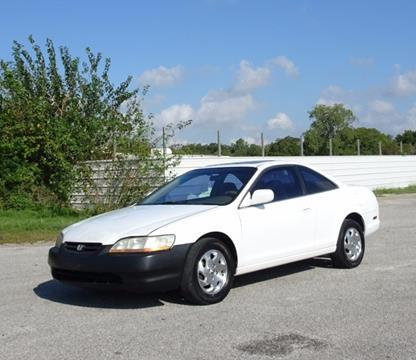 2000 Honda Accord for sale in Pasadena, TX