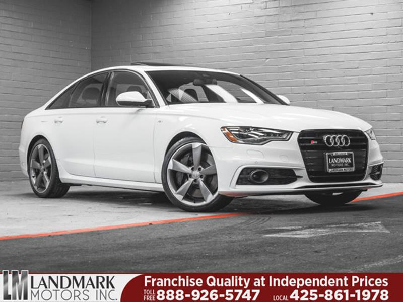 Used audi s6 for sale in lockport il carsforsale 2015 audi s6 for sale in bellevue wa sciox Images