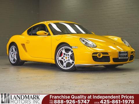 2006 Porsche Cayman for sale in Bellevue, WA
