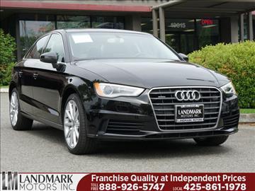 2015 Audi S3 for sale in Bellevue, WA
