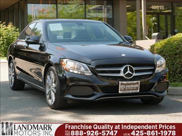 2016 Mercedes Benz C Class For Sale Carsforsale Com