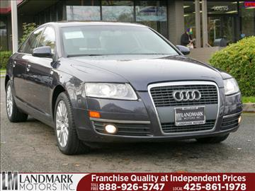 2006 Audi A6 for sale in Bellevue, WA