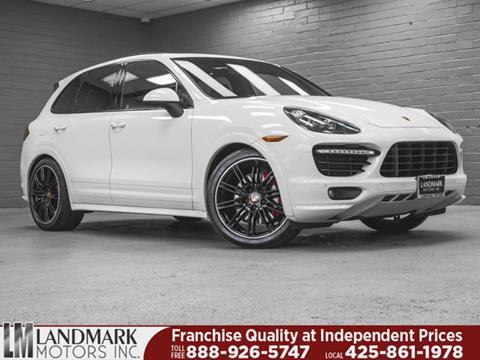 2014 Porsche Cayenne for sale in Bellevue, WA