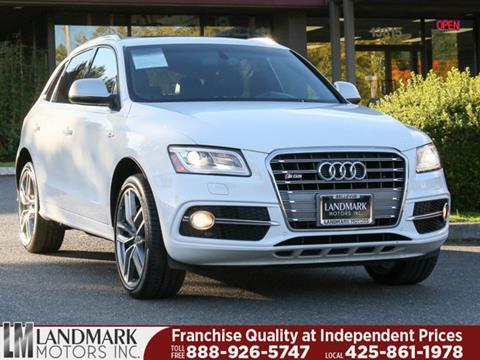 2014 Audi SQ5 for sale in Bellevue, WA