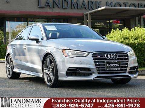 2015 Audi S3 for sale in Bellevue, WA
