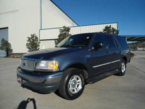 2001 Ford Expedition