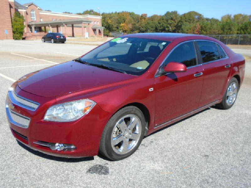 2008 chevrolet malibu ltz 4dr sedan w 4 cylinder spring package in norcross ga atlanta auto max. Black Bedroom Furniture Sets. Home Design Ideas