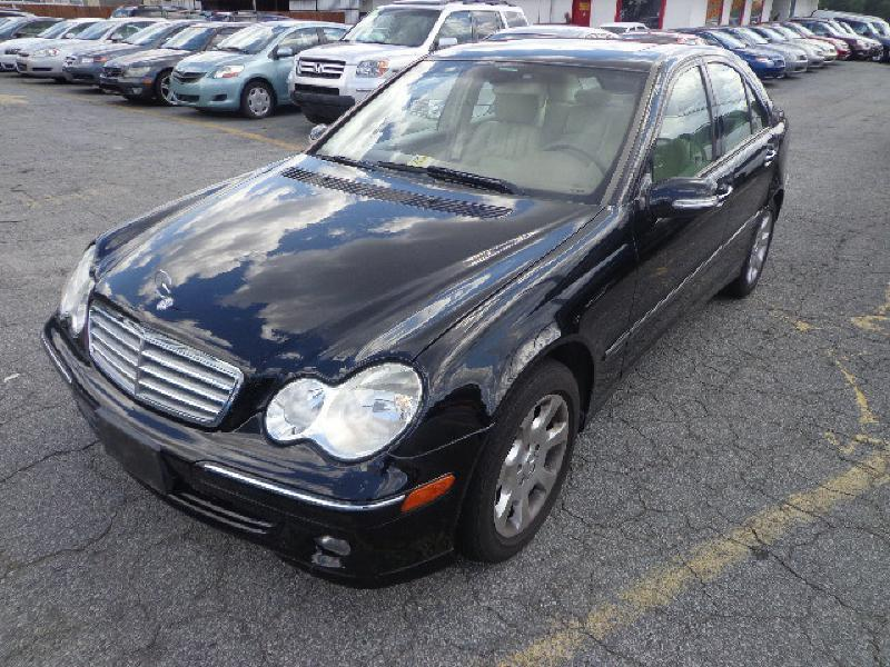 2005 mercedes benz c class awd c240 4matic 4dr sedan in for 2005 mercedes benz c class c240