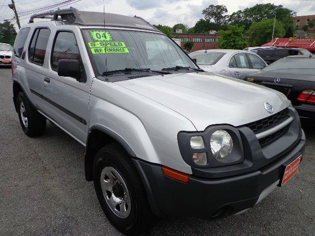 2004 Nissan Xterra 4cly