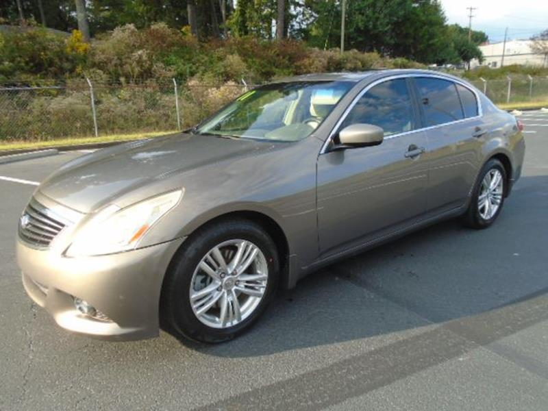 2011 Infiniti G37 Sedan In Norcross Ga Atlanta Auto Max