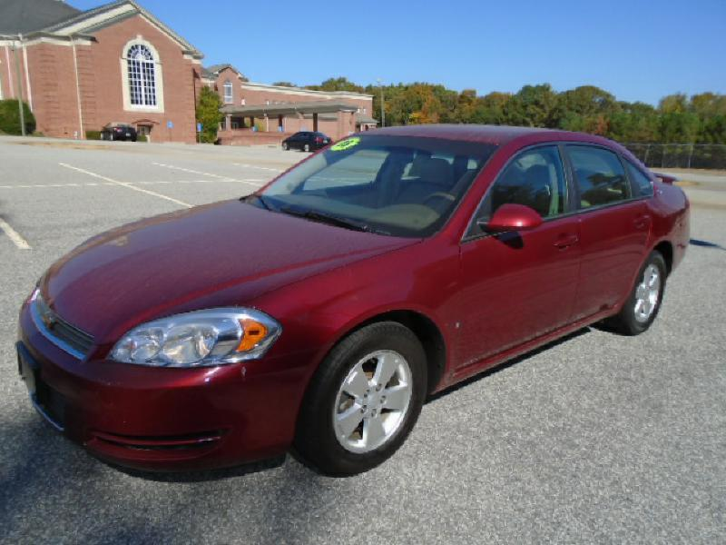 2008 chevrolet impala for sale in georgia. Black Bedroom Furniture Sets. Home Design Ideas