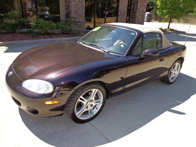 2004 Mazda MX-5 Miata