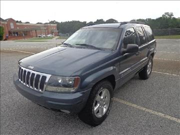 2002 Jeep Grand Cherokee for sale in Norcross, GA
