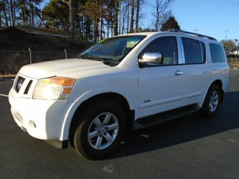 2008 nissan armada for sale. Black Bedroom Furniture Sets. Home Design Ideas