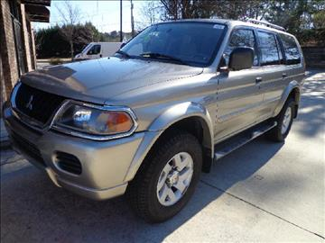2002 Mitsubishi Montero Sport for sale in Norcross, GA