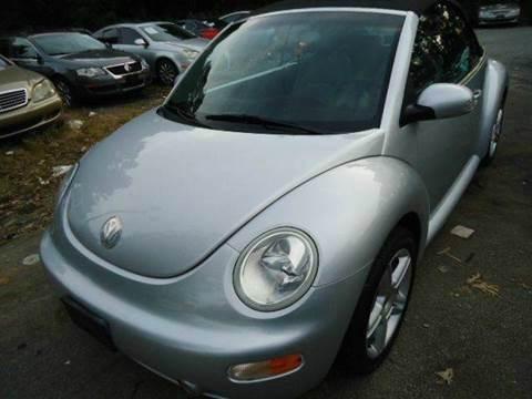 2004 Volkswagen New Beetle for sale in Snellville, GA