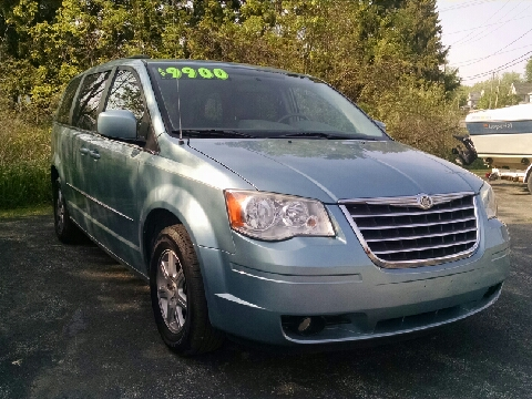 2010 Chrysler Town and Country for sale in Elba, NY