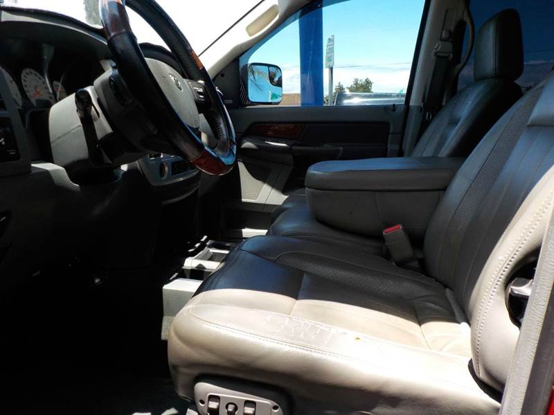 2007 Dodge Ram Pickup 2500 Laramie 4dr Mega Cab 4WD SB - Hilo HI
