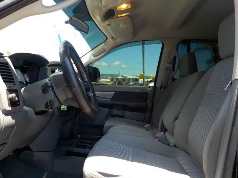 2007 Dodge Ram Pickup 2500 SLT 4dr Mega Cab 4WD SB - Hilo HI