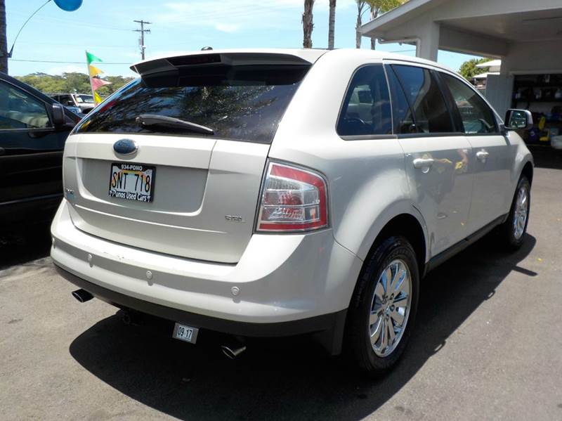 2007 Ford Edge SEL Plus 4dr SUV - Hilo HI