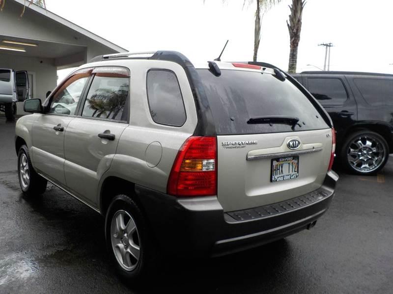 2007 Kia Sportage LX 4dr SUV (2L I4 5M) - Hilo HI