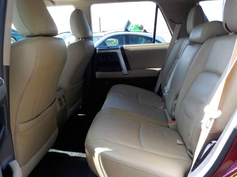 2011 Toyota 4Runner 4x4 SR5 4dr SUV - Hilo HI