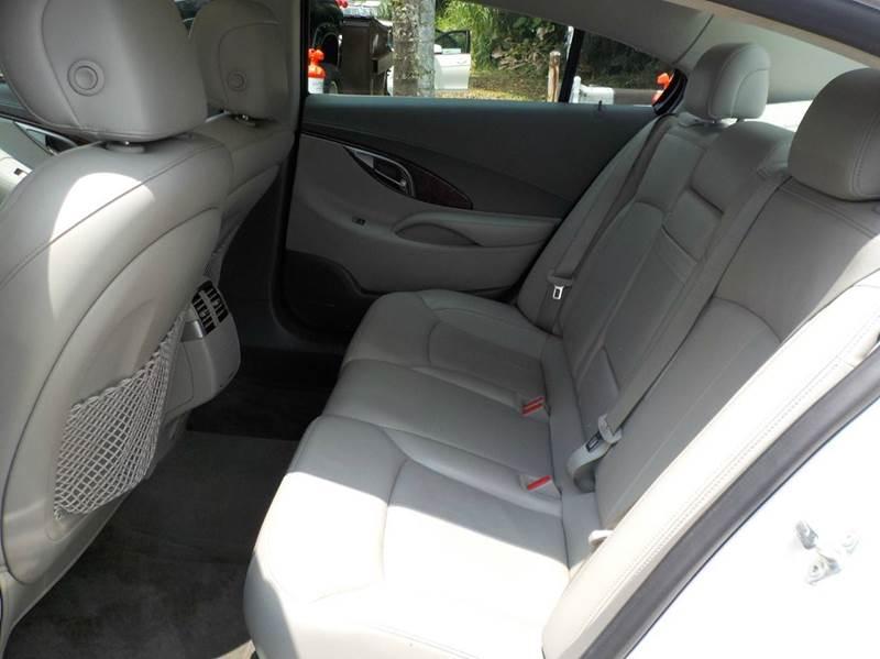 2011 Buick LaCrosse AWD CXL 4dr Sedan - Hilo HI